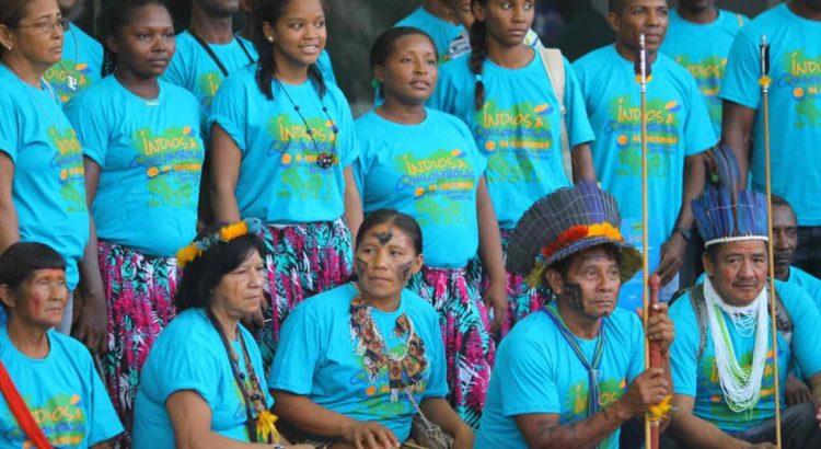indios quilombolas oriximina