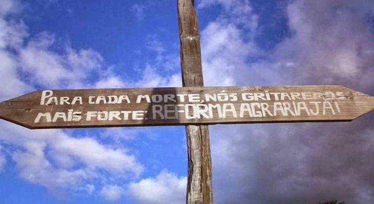 cruz reforma agraraia