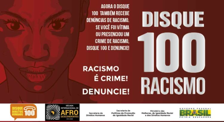 disque racismo