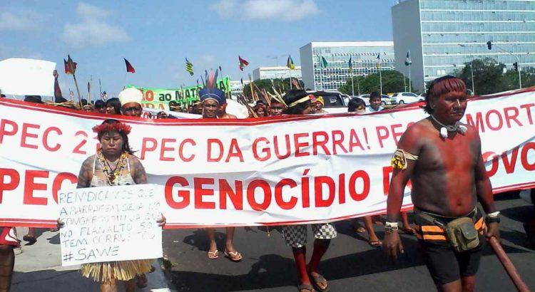indigenas bsb protesto 2