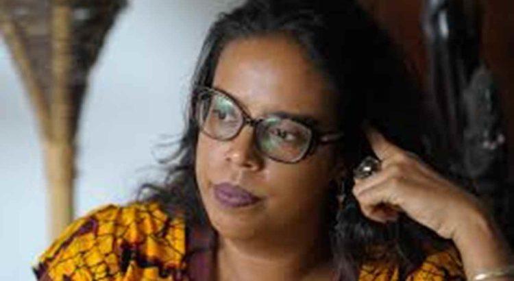 Historiadora e coordenadora do Fórum Itinerante de Cinema Negro (Ficine) Janaína Oliveira. Foto de Fernando Frazão / Agência Brasil